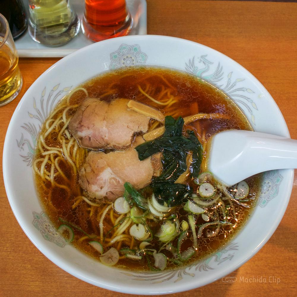 尾道ラーメン 正ちゃんのラーメンの写真