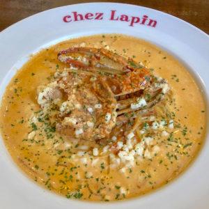 Trattoria Chez Lapin(トラットリア シェ ラパン)のパスタの写真