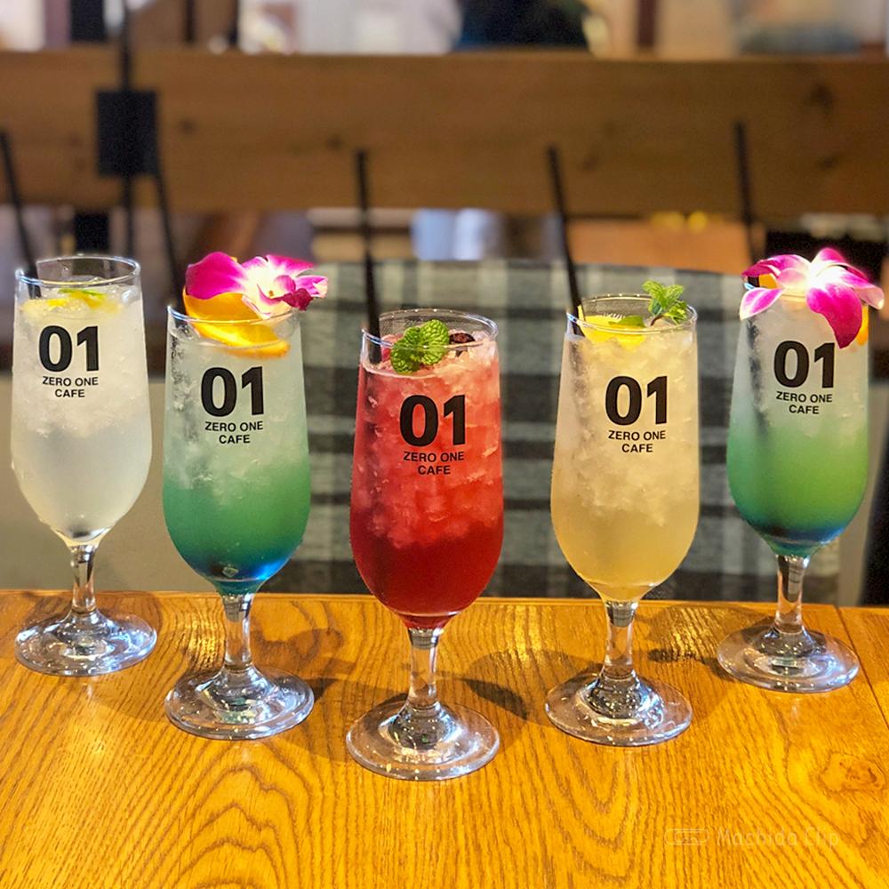 ZERO ONE CAFE(ゼロワンカフェ)のドリンクの写真