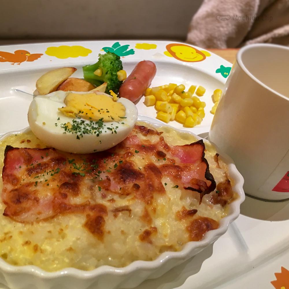 バケット 町田東急ツインズ店のキッズプレートの写真