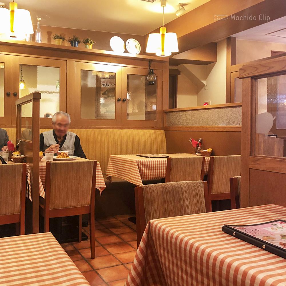 イタリアンダイニングDONA 小田急マルシェ 町田店の店内の写真