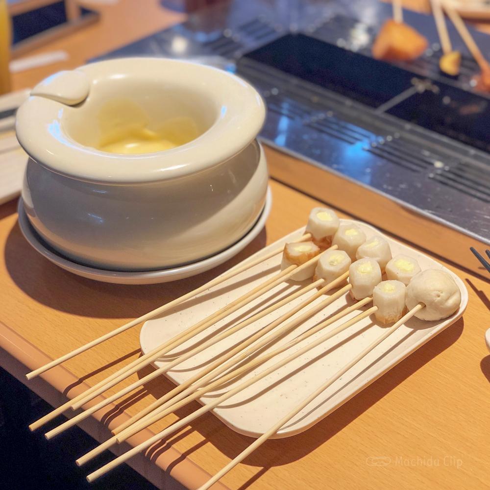 串屋物語 町田モディ店の串揚げの写真