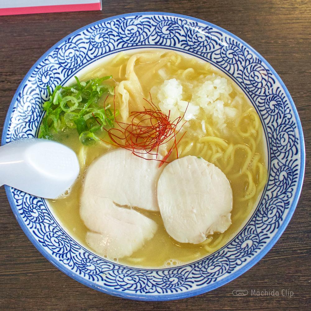 麺匠 なべすけ 一号店 町田金森店のラーメンの写真