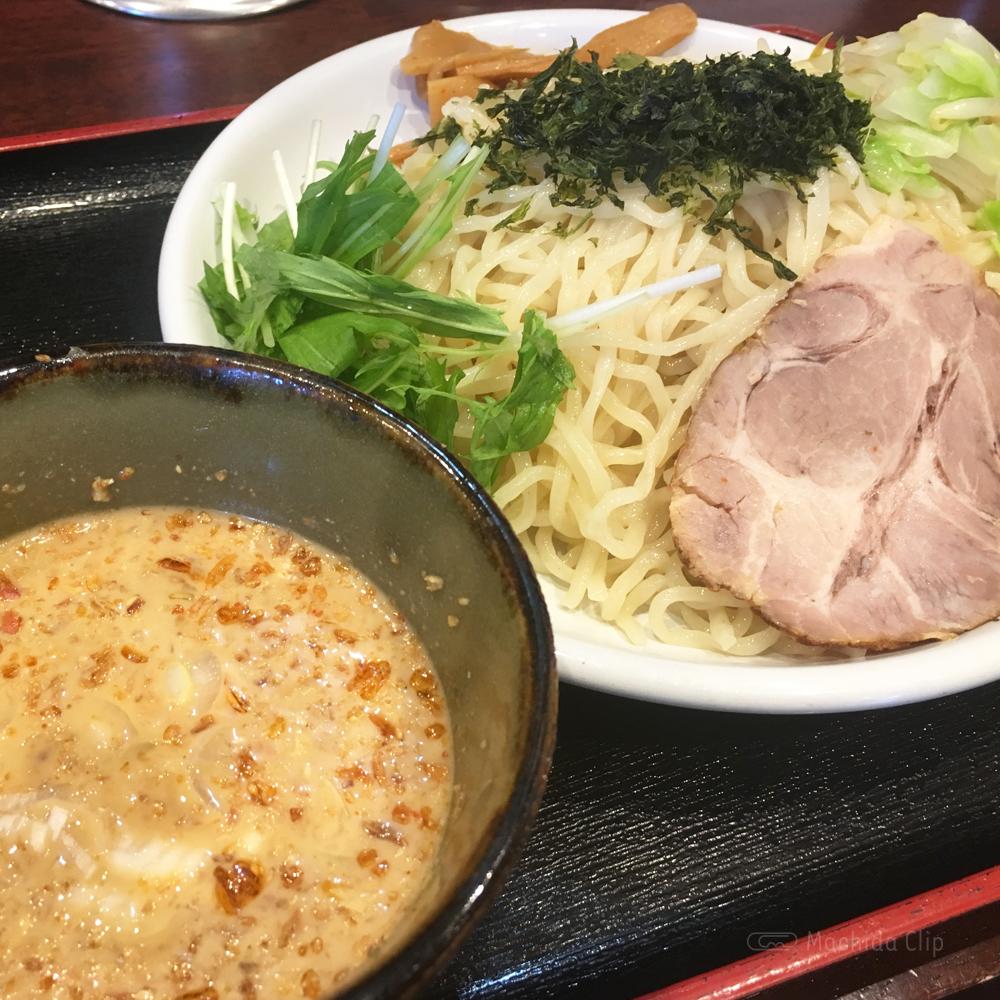ラーメンおやじ 町田店の冷やしつけ麺の写真