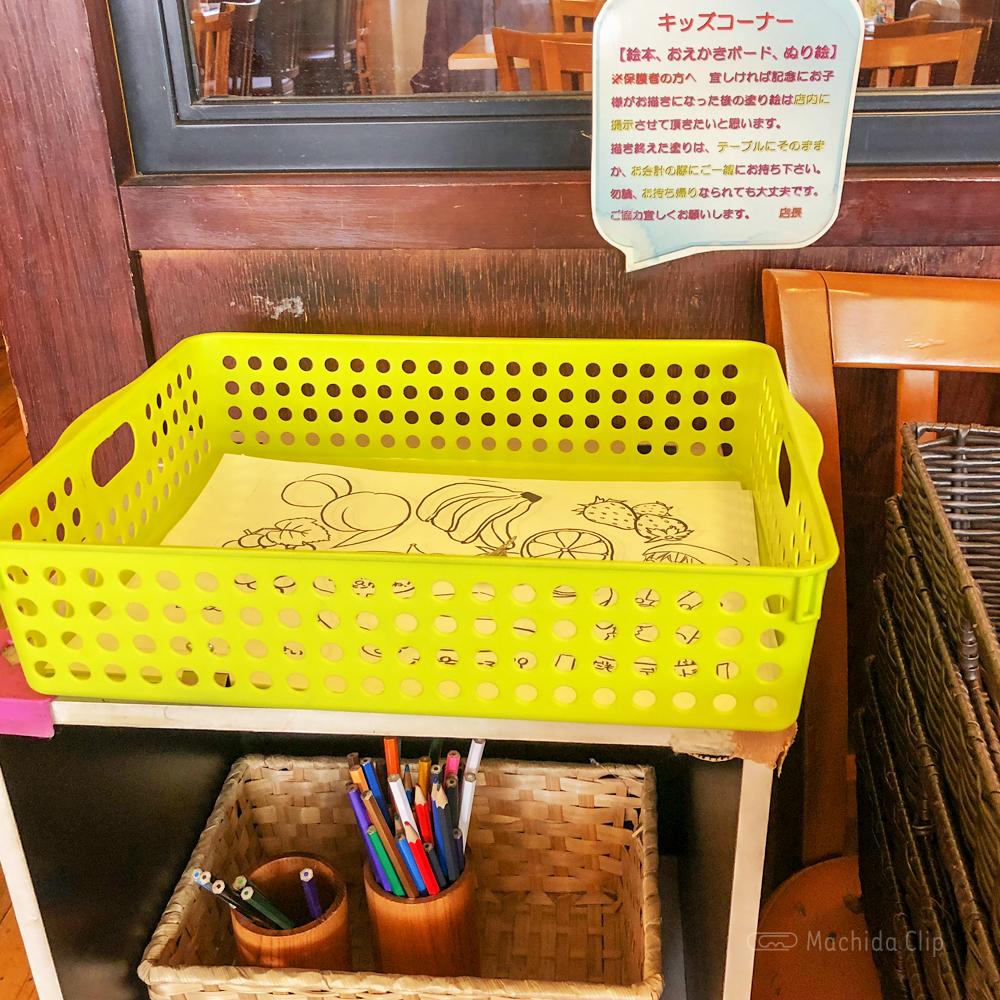 ポポラマーマ 町田店のキッズコーナーの写真