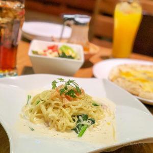 cafe&bar sharuru シャルル 町田店のパスタの写真
