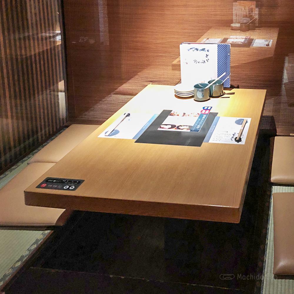 とらふぐ亭 町田店の個室の写真