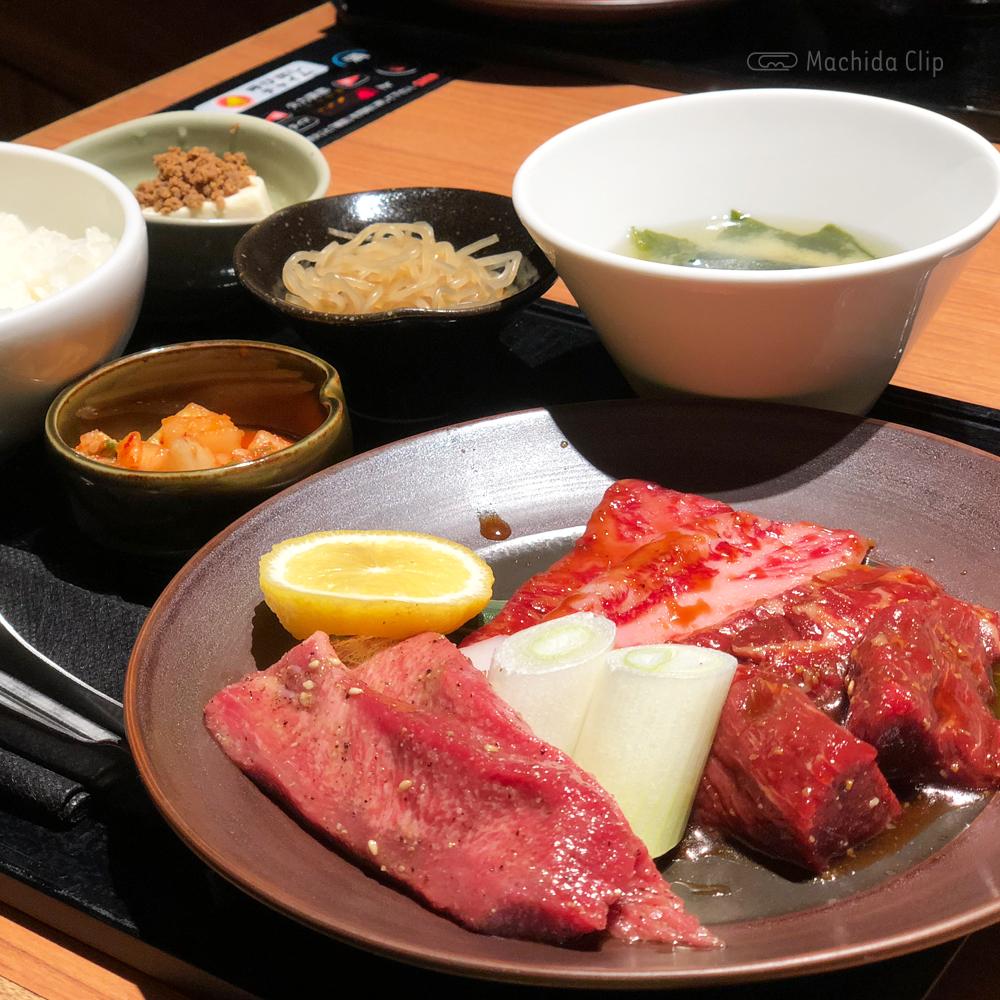 焼肉トラジ 町田店のランチセットの写真