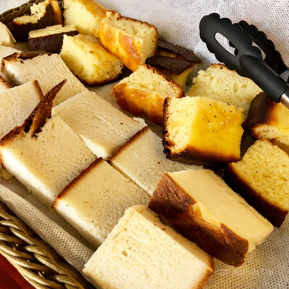Trattoria Chez Lapin(トラットリア シェ ラパン)のパンの写真