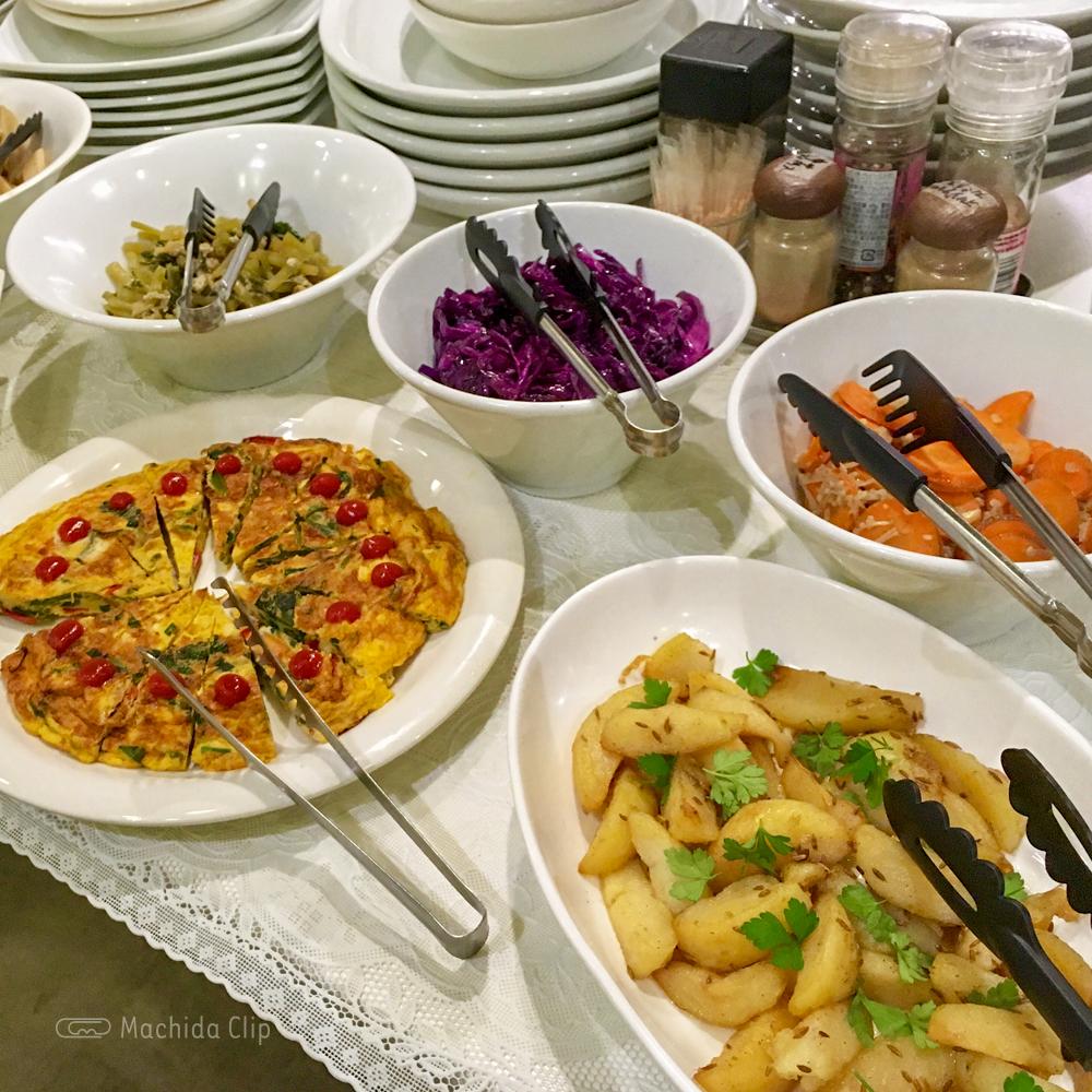 ベジフルスパイスのお惣菜の写真