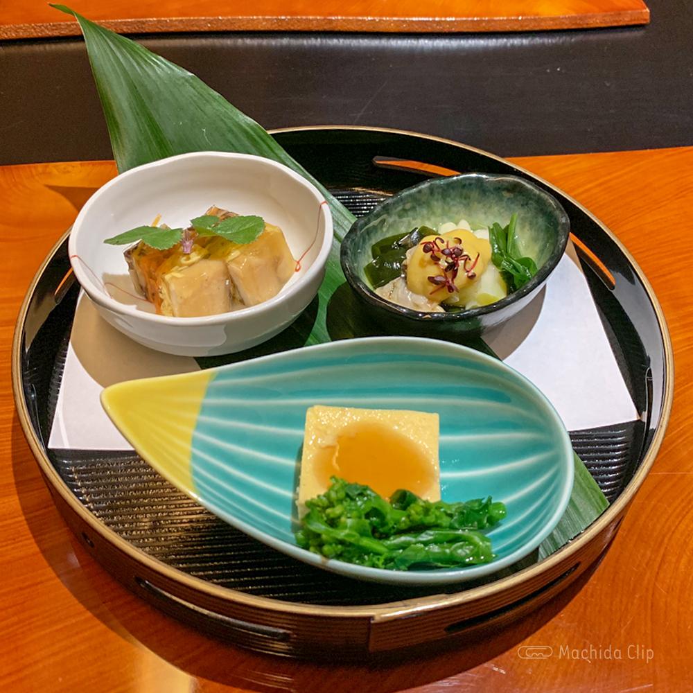 横浜 八十八 町田店の前菜の写真