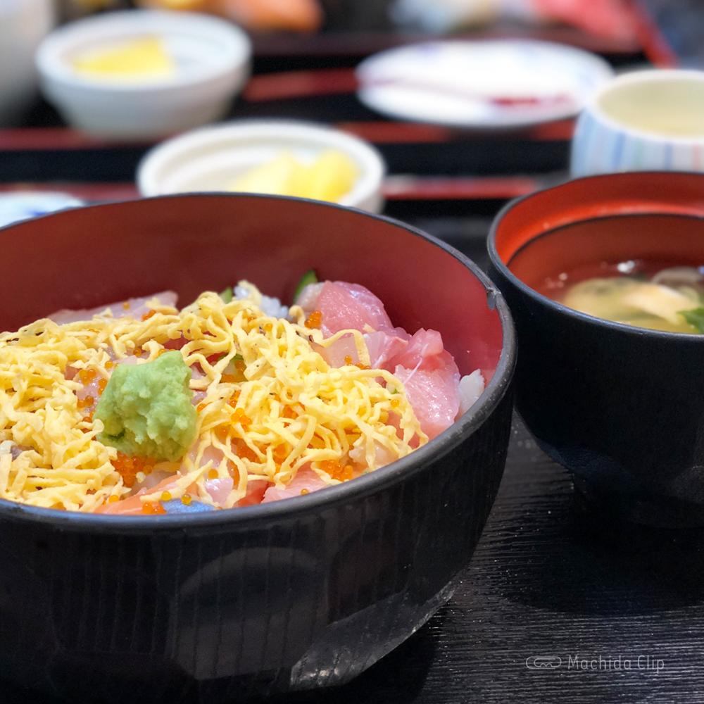大黒さんのばら寿司の写真