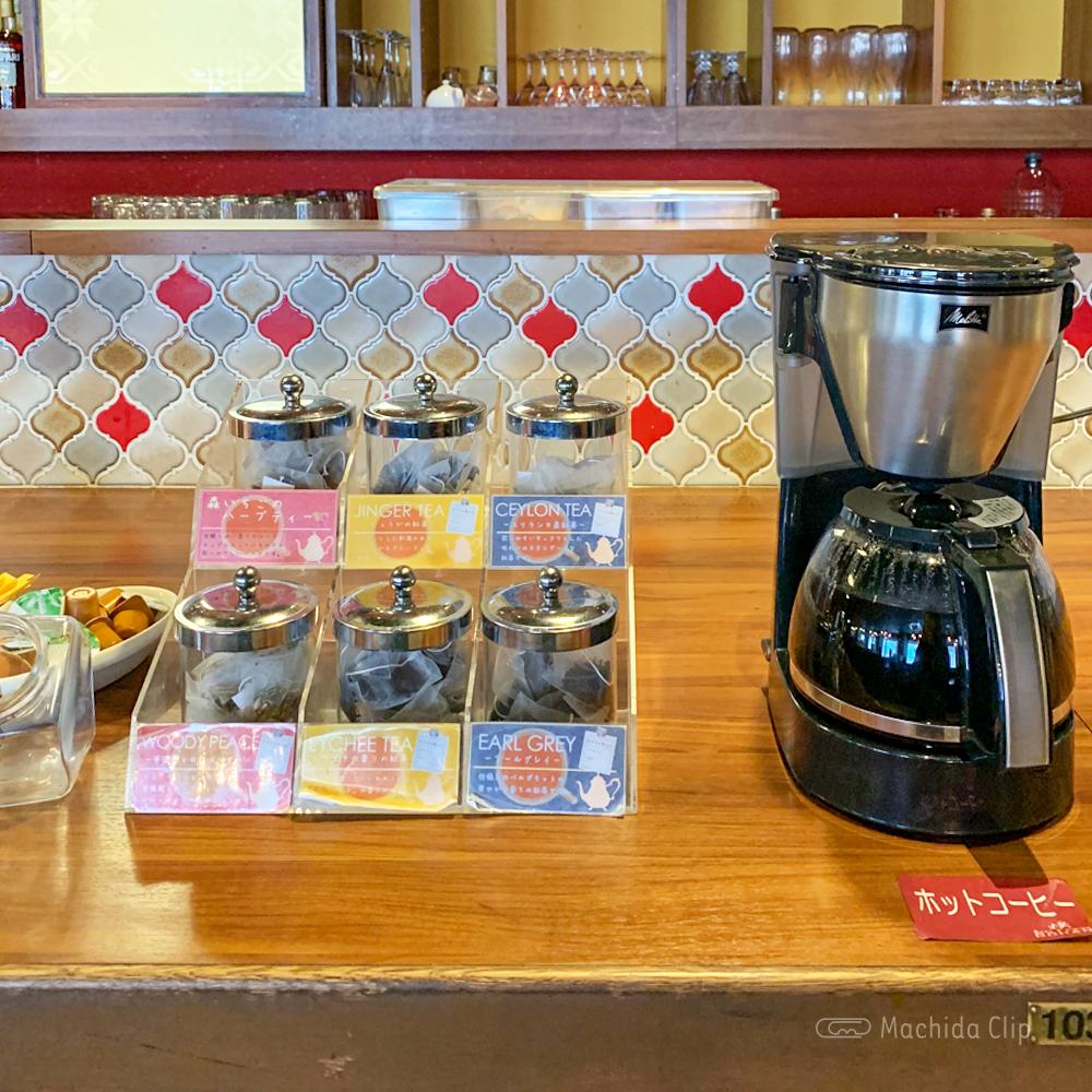 ITALIAN RESTAURANT & BAR GOHAN 町田店のドリンクバーの写真