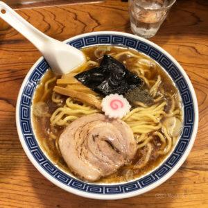 「いぶし銀」町田で煮干しラーメンといえばジャパン!GTやターボも人気メニューの写真