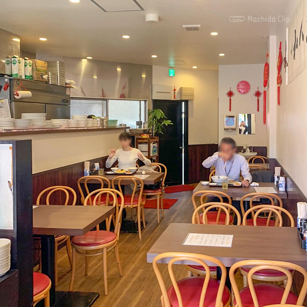 中国酒家 十年 町田2号店の店内の写真