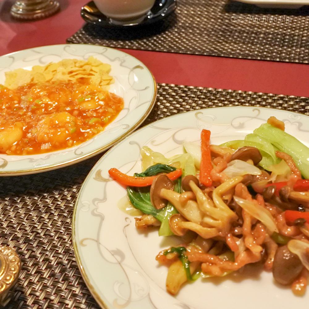 中華料理 龍皇のデイリーランチの写真
