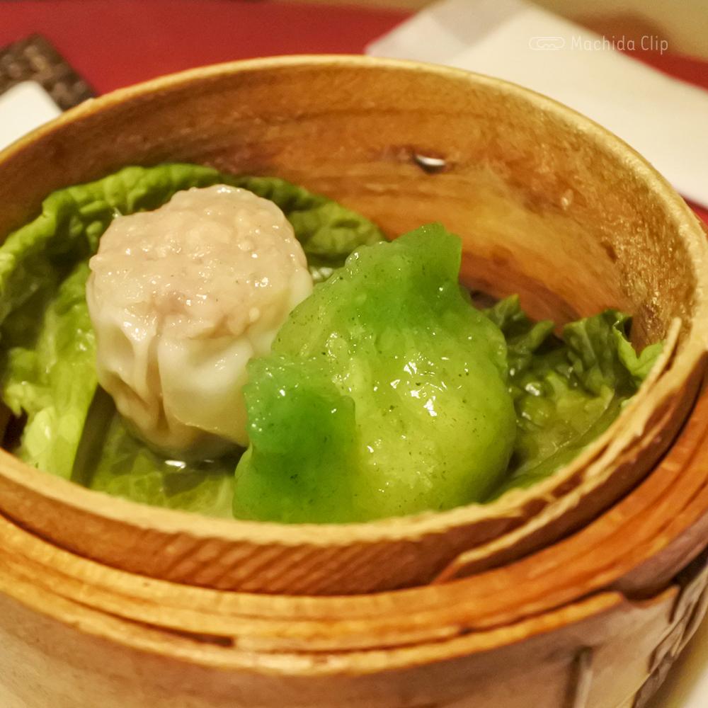 中華料理 龍皇のレディースランチ点心の写真