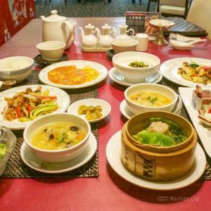 中国料理 龍皇の料理の写真