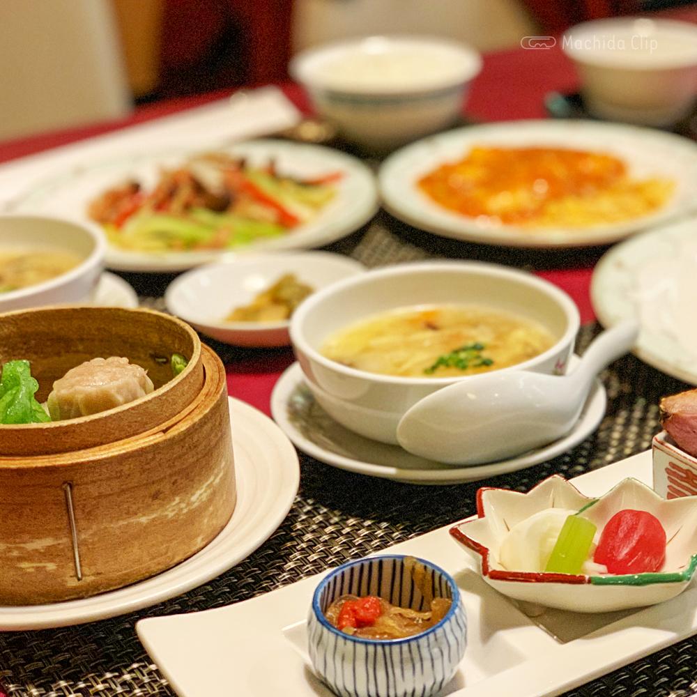 中華料理 龍皇のレディースランチの写真