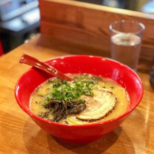 「麺屋ふう」町田シバヒロ近くのとんこつラーメン店!営業時間は深夜1時までの写真