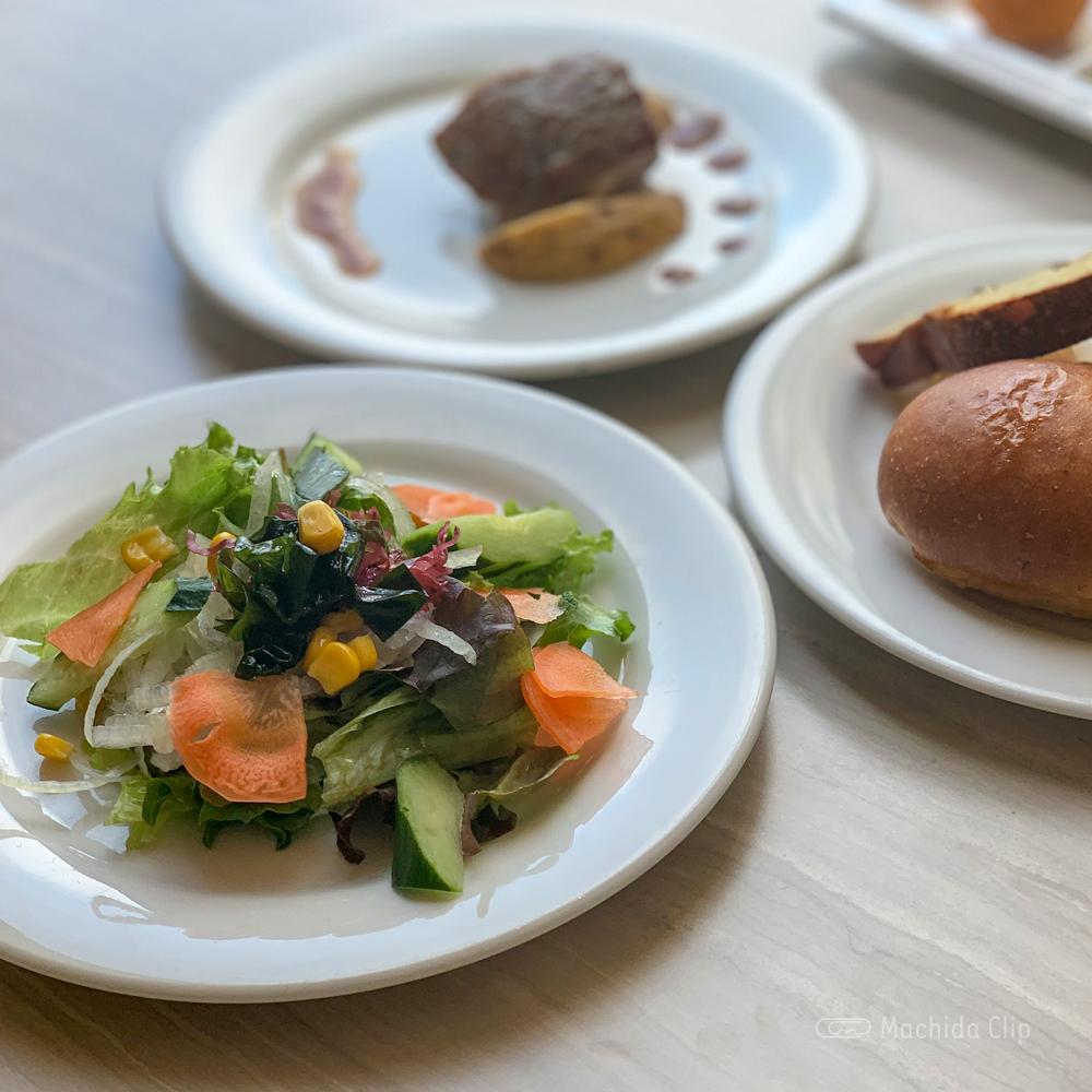 カフェダイニング パームツリーの料理の写真