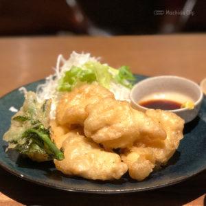 獅子丸 町田総本店の「とり天定食」の写真