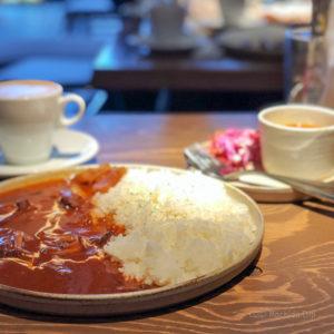 武相庵 LIBRARY&HOSTEL 町田 ブックカフェでおしゃれにランチができる こだわりの自家製デザートもの写真