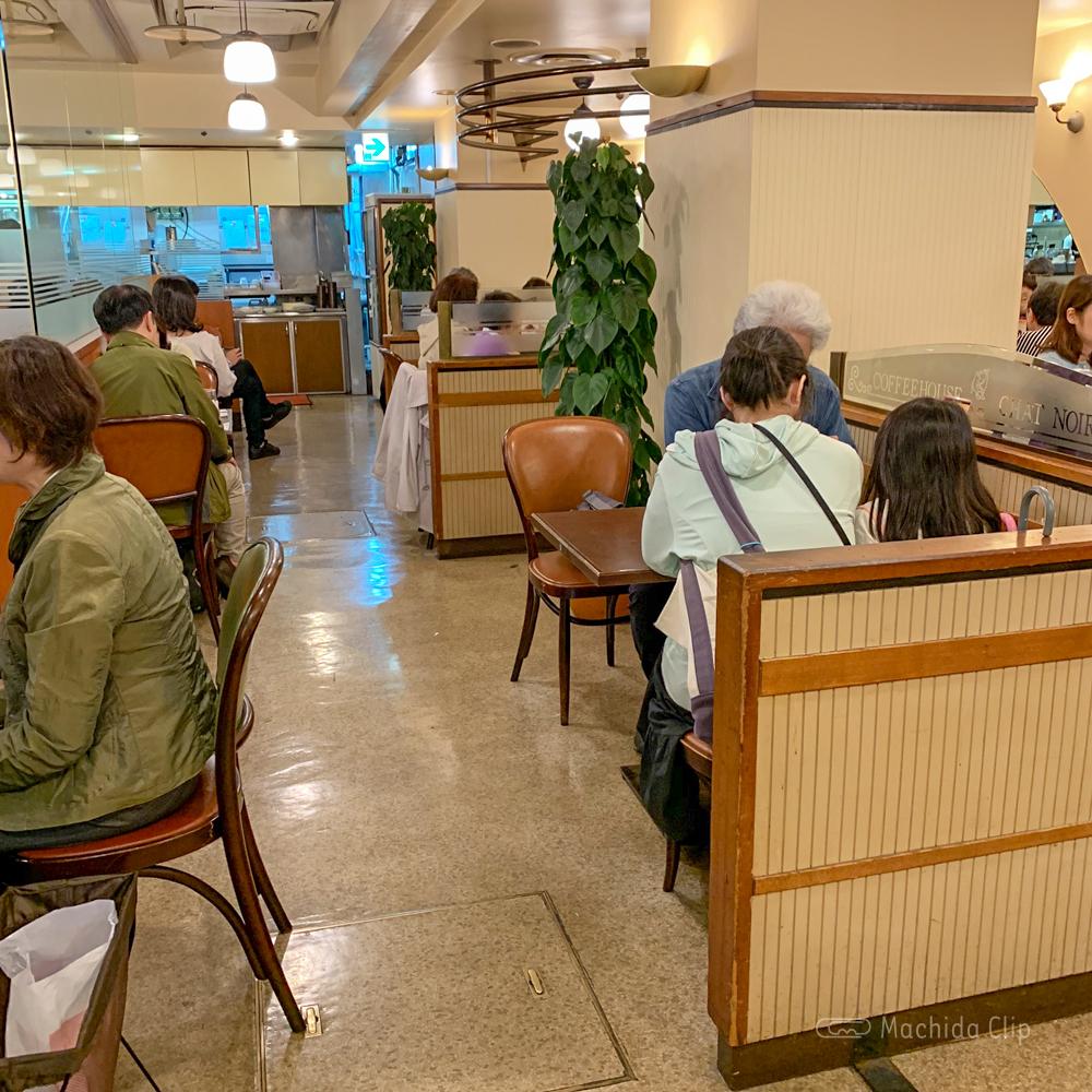 シャノアール 町田店の店内の写真