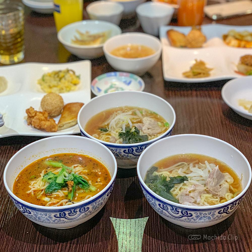 金満園 町田で本格中華が食べ放題 ランチ限定!20種以上が1,190円で食べられるの写真