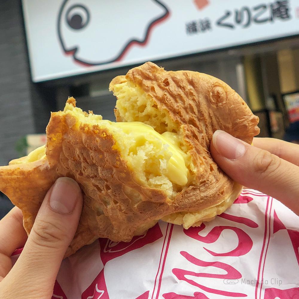 横浜くりこ庵 町田店のたいやきの写真