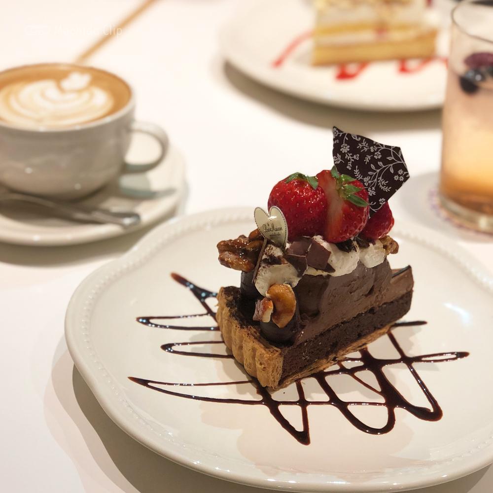 ラ・メゾン アンソレイユターブル ルミネ町田店(カフェ)のケーキの写真