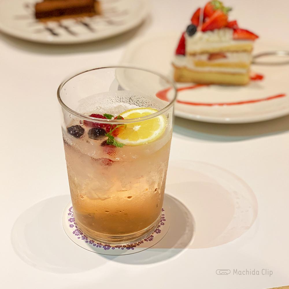 ラ・メゾン アンソレイユターブル ルミネ町田店(カフェ)のドリンクの写真