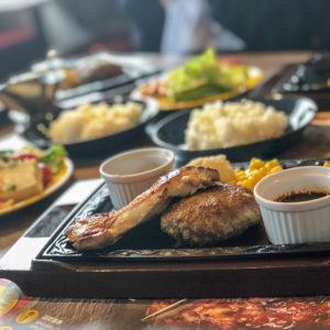 【閉店】にくスタ 町田旭町店 カタマリ肉ステーキ&サラダバーで、豪快かつヘルシーに食べる!の写真