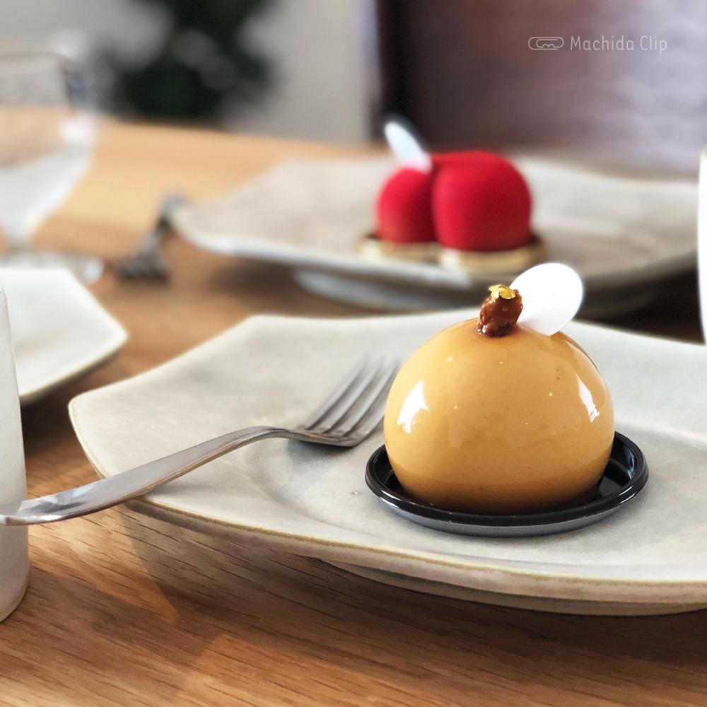 パティスリー アンカドのケーキの写真