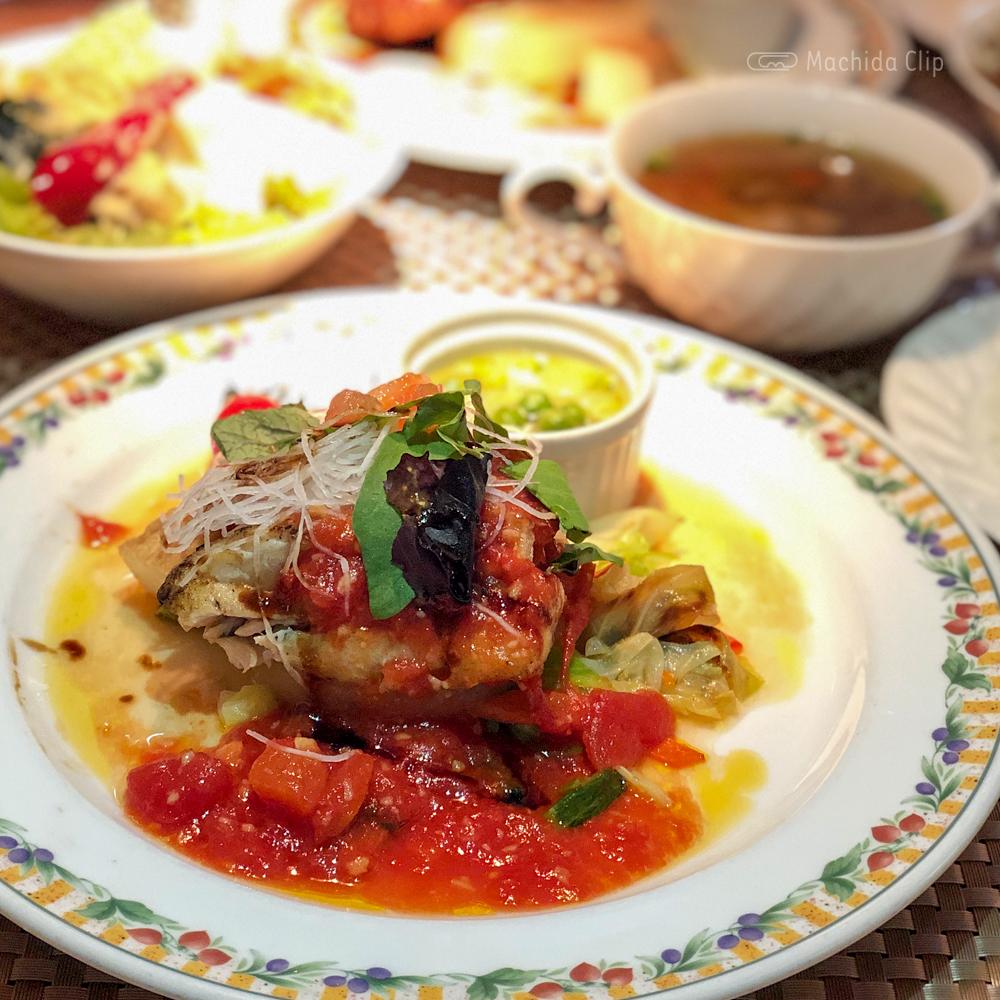クックライトキッチンの料理の写真