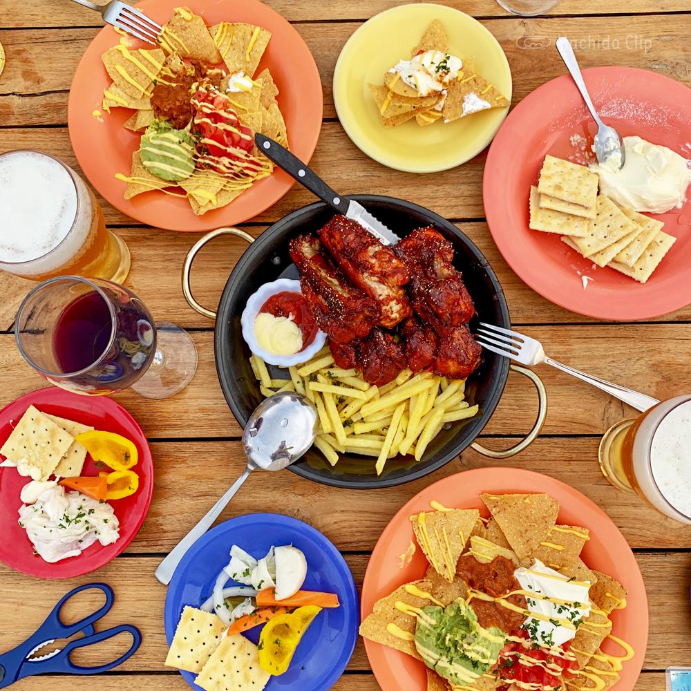 ルガル・ア・アモールの料理の写真