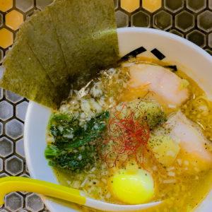 町田「パパパパパイン」パイナップルラーメン専門店が荻窪から移転の写真