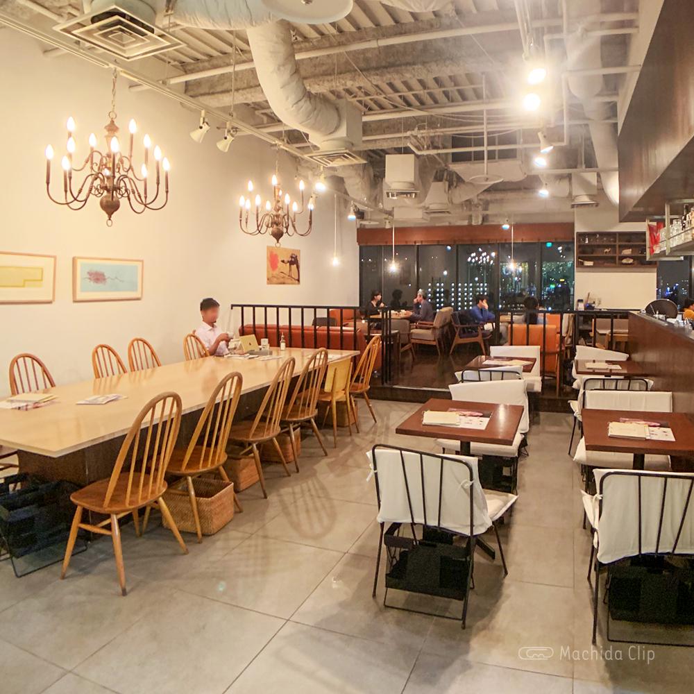 和カフェ yusoshi 町田の店内の写真