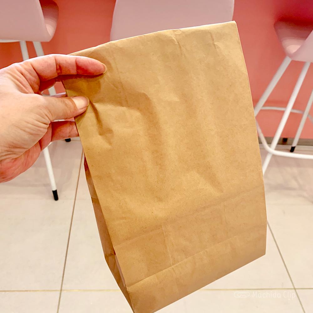 黒糖兄弟のテイクアウト用紙袋の写真
