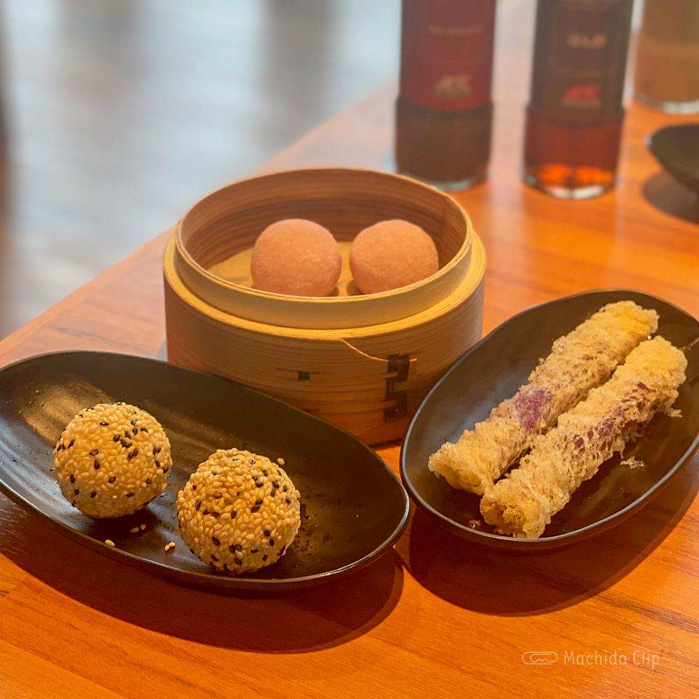 MKレストラン 町田店の飲茶の写真