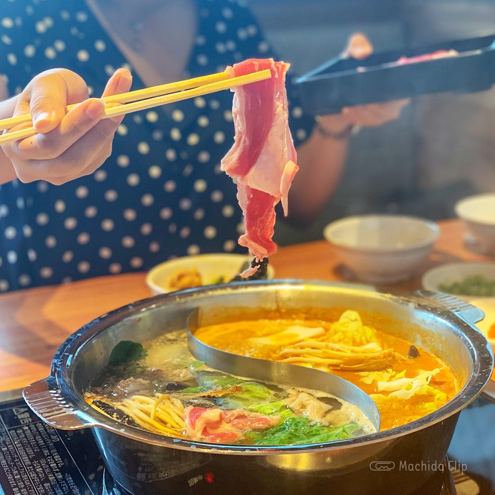 MKレストラン 町田店のタイスキの写真