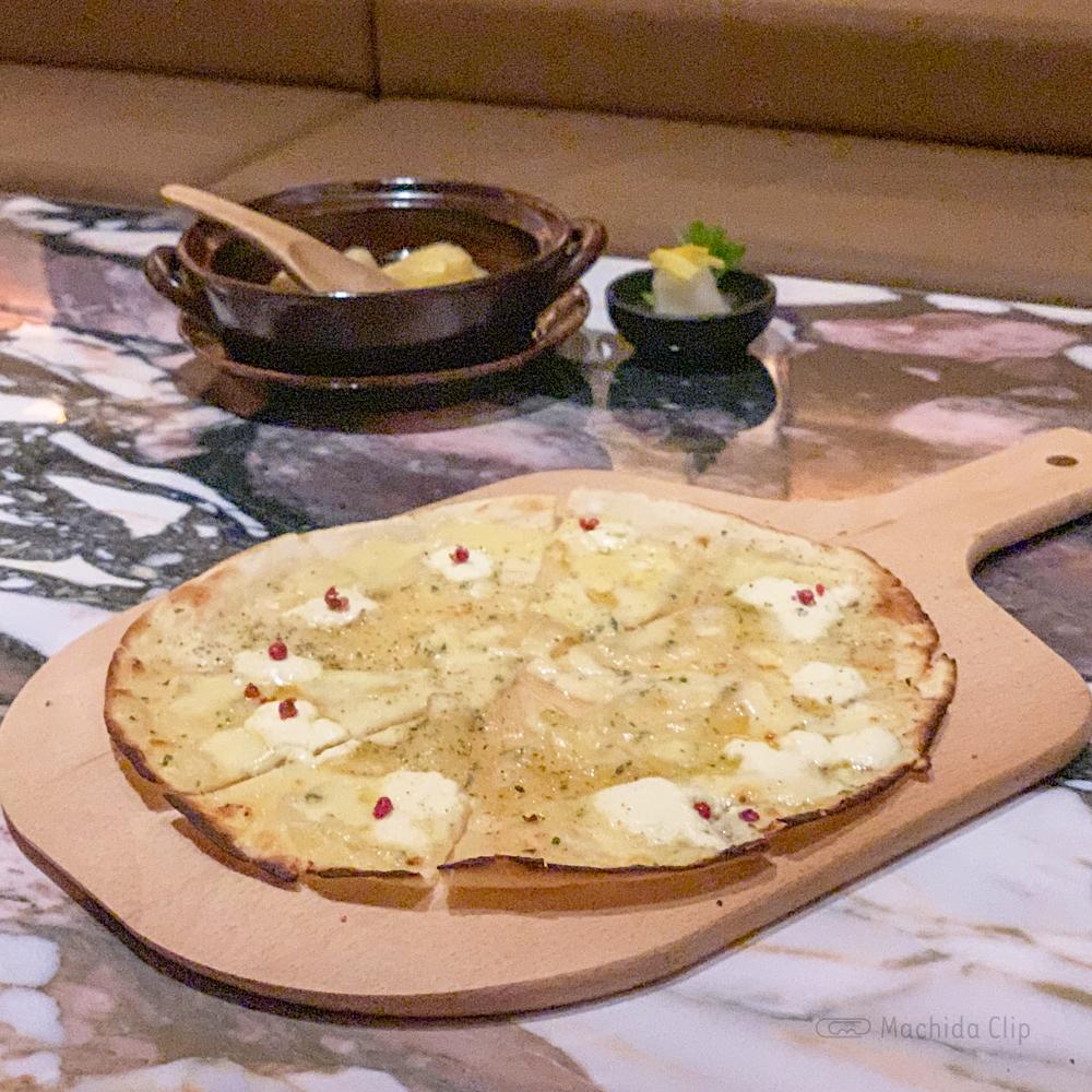 KICHIRI misceoのクワトロピザの写真