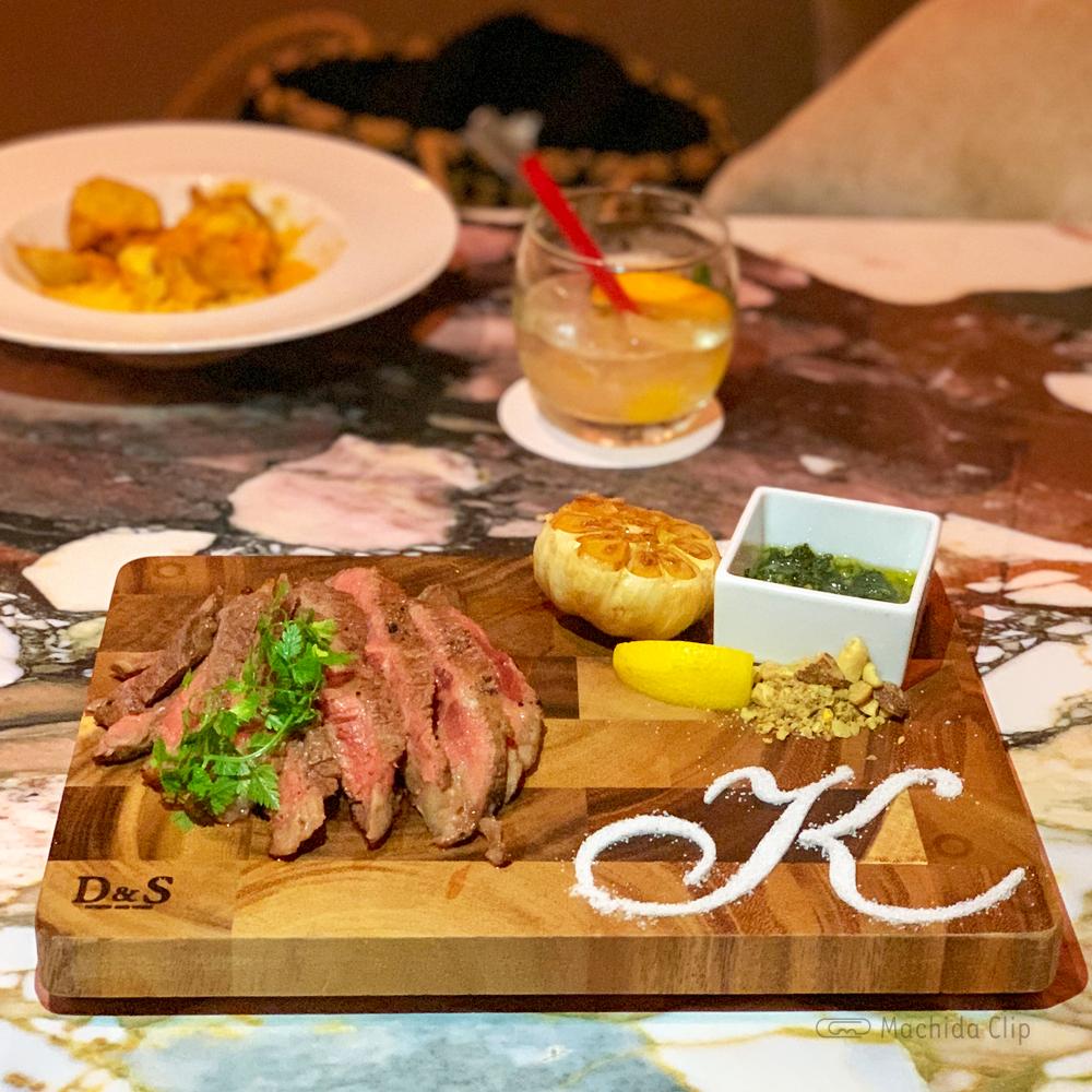 KICHIRI misceoのステーキの写真