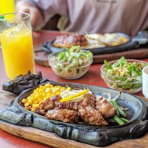 くいしんぼ ステーキやハンバーグがランチ690円~ 土日のお昼は満席の可能性大!の写真