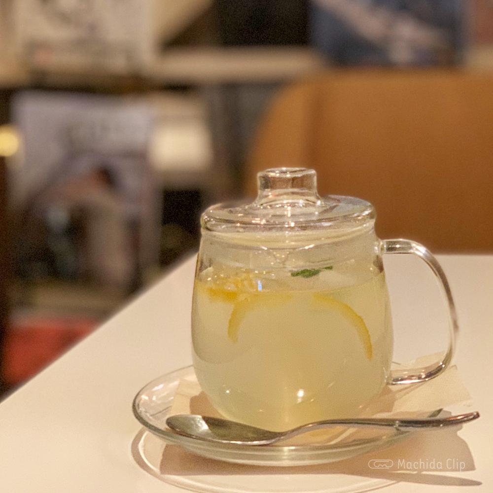 カフェカツオのHOT柚子蜜の写真