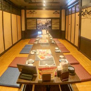 産直居酒屋 花の舞 小田急町田南口店の店内の写真