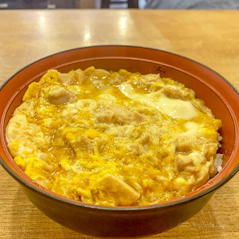 はねあげ 町田本店の親子丼の写真