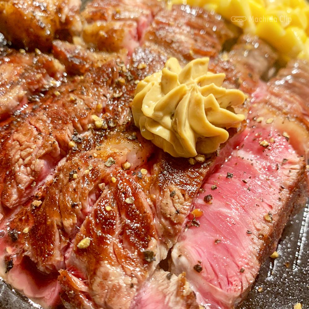 いきなりステーキ 町田店のワイルドステーキの写真
