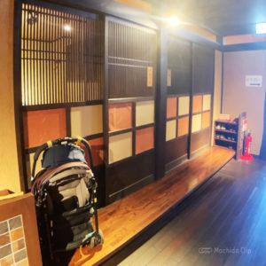 徳樹庵プラザ町田店 子連れにピッタリ個室ランチ 時間無制限ソフトドリンク飲み放題が魅力の写真