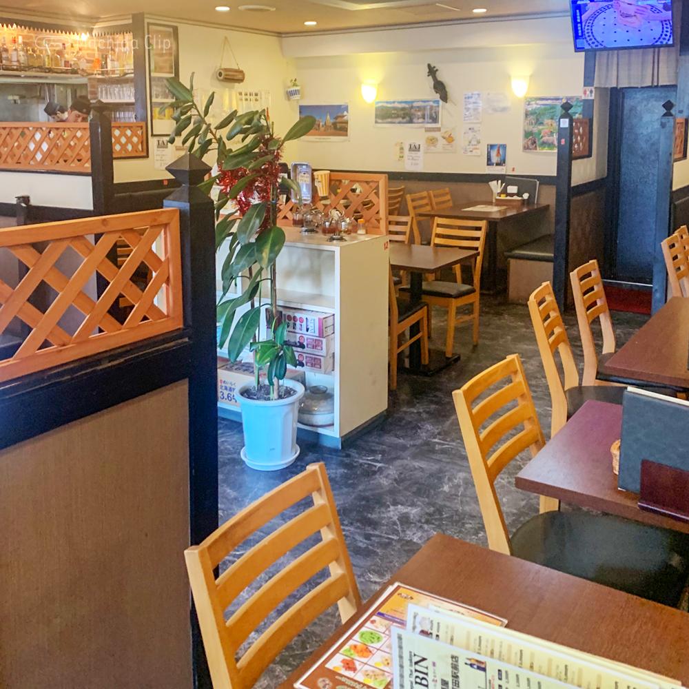 YABIN JR町田駅前店(エビン)の店内の写真